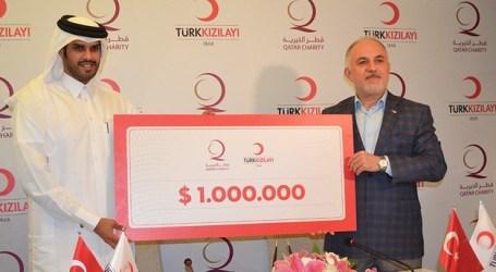 Turki dan Qatar Bantu AS$ 1 Juta Untuk Makan Pasien RS di Yaman