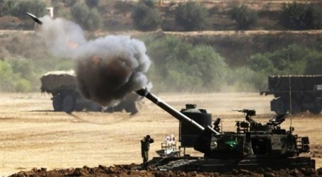 Tembakan Artileri Israel Tewaskan Dua Pemuda Gaza