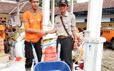 Rumah Zakat Bantu Korban Banjir di Banyuwangi