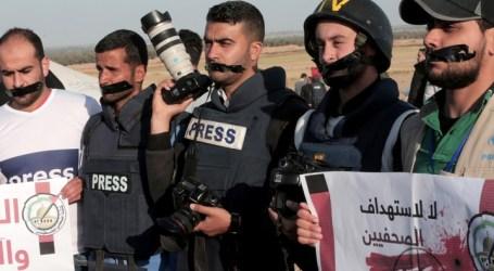 Sindikat Jurnalis Palestina: Tentara Israel Targetkan Wartawan