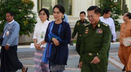 Pemimpin Sipil dan Militer Myanmar Adakan Pertemuan Bahas Rohingya
