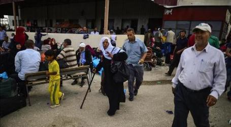 Warga Gaza Kembali Gelar Unjuk Rasa di Perbatasan Israel
