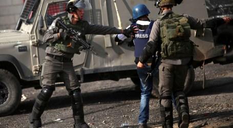 Israel Lakukan 125 Pelanggaran Terhadap Wartawan Palestina