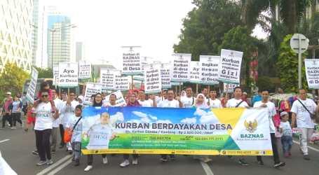 BAZNAS Gelar Kampanye Kurban Berdayakan Desa
