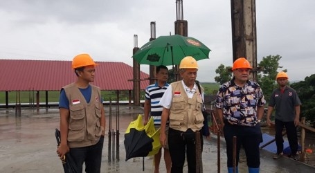 Pembangunan Fisik RS Indonesia di Myanmar Rampung