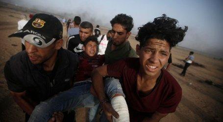 Remaja Korban Tembak Israel Menyerah Pada Lukanya