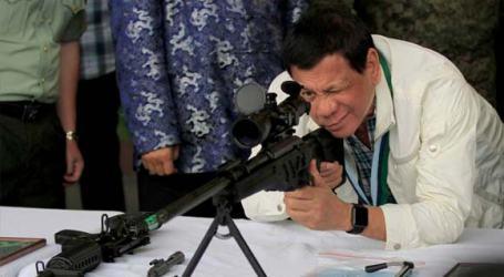 Produsen Senjata Israel Jual Senapan Serbu ke Filipina