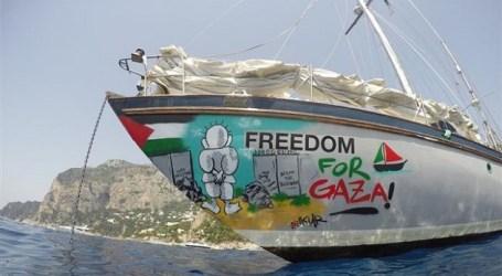Israel Cegat Kapal Relawan di Perairan Gaza