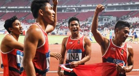 Zohri Ungkap Kunci Sukses Rebut Medali Perak