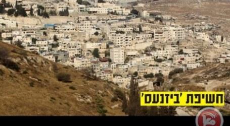 Israel Mulai Perluas Pemukiman di Beit Hanina