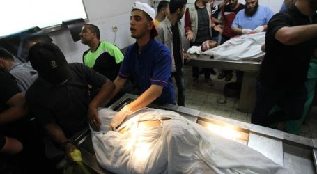 Dua Anggota Brigade Izzuddin al-Qassam Gugur
