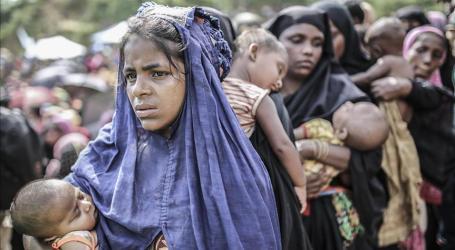 HRW: Polisi Myanmar Siksa Pengungsi Rohingya