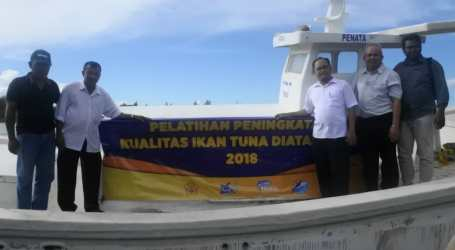 Unsyiah Aceh Latih Nelayan Tuna
