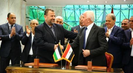 Delegasi Hamas ke Mesir