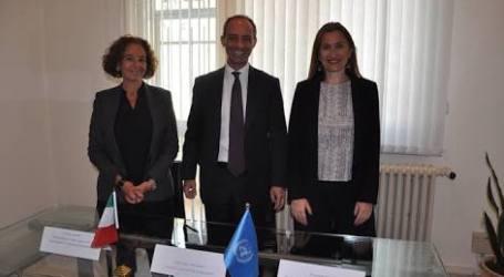 Italia Tambah Bantuan Untuk UNRWA