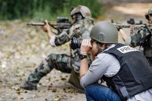 Anadolu Selenggarakan Program Jurnalisme Perang Ke-13