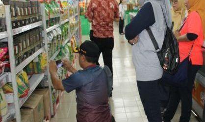 Pemkot Jaksel Periksa 245 Sampel Makanan di Empat Pasar