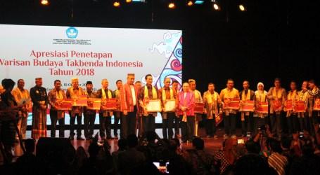 Lima Tahun, Indonesia Tetapkan 819 Warisan Budaya Takbenda