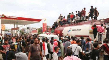 Kelangkaan BBM Akibat Gempa Berimbas Hingga Mamuju
