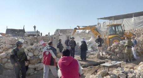 Israel Perintahkan Penghentian Pembangunan Rumah Dekat Betlehem
