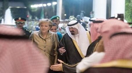 Jerman Akan Hentikan Ekspor Senjata ke Arab Saudi