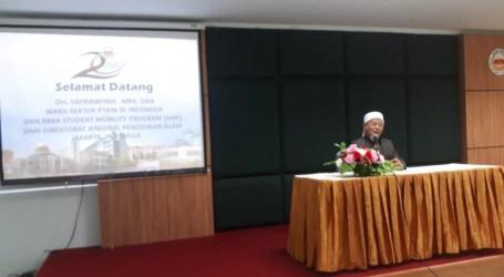 Rektor: Thailand Perlu Teliti Rahasia Indonesia Jaga Persatuan