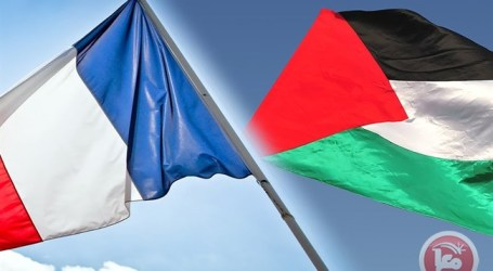 Perancis Bantu Palestina 8 Juta Euro