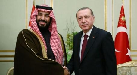 Putra Mahkota Saudi Minta Bertemu Erdogan Terkait Kasus Khashoggi