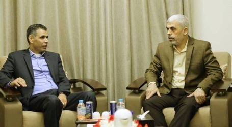 Pemimpin Intelijen Mesir Temui Pemimpin Hamas