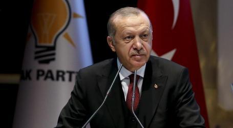 Erdogan Mengaku Kenal Aktor di Balik Pembunuh Khashoggi