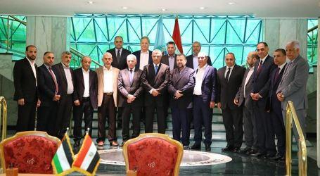 Hamas Sambut Baik Undangan Rusia untuk Rekonsiliasi Palestina