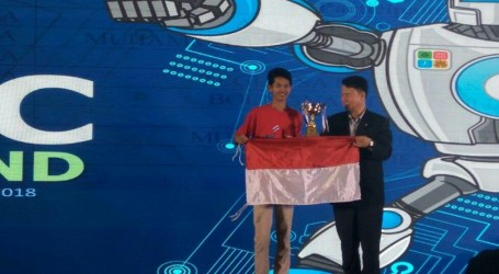 MAN 2 Jakarta Juara Internasional Robotic di Bangkok