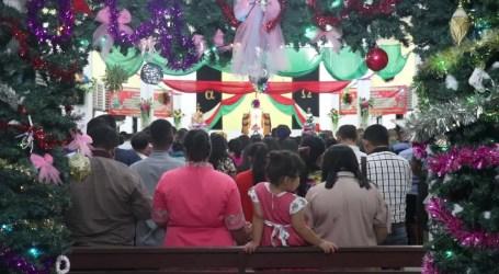 Nyamannya Rayakan Natal di Aceh