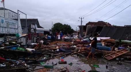 Lima Kabupaten Ini Jadi Wilayah Paling Terdampak Tsunami