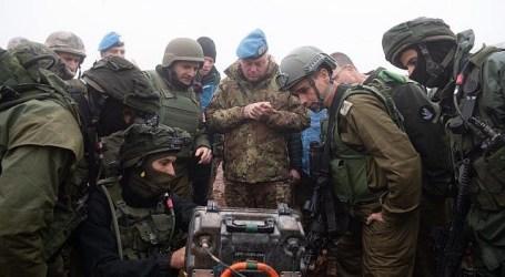 UNIFIL: Terowongan Hizbullah Lintas Perbatasan Israel Langgar Resolusi PBB