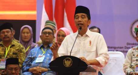 Jokowi: 2019 Dana Desa Akan Ditingkatkan