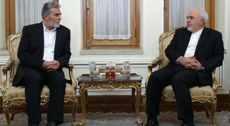 Zarif: Iran Dukung Negara Palestina Hingga Merdeka