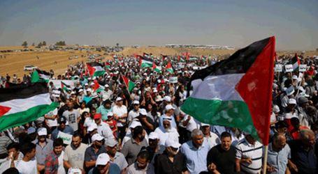 Aksi Protes Jumat Berlanjut, Tiga Warga Gaza Terbunuh
