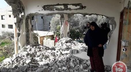 Israel Hancurkan Rumah Keluarga Ashraf Na'alwa