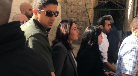 Pemukim dan Menteri Israel Nodai Masjid Al-Aqsa