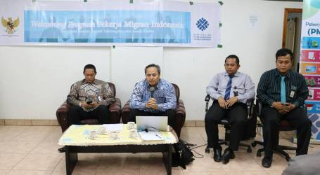 Welcoming Program, Upaya KJRI Jeddah Perkuat Perlindungan PMI