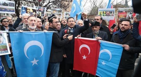 Komunitas Muslim Turki Akan Protes di 13 Negara Terkait Uighur