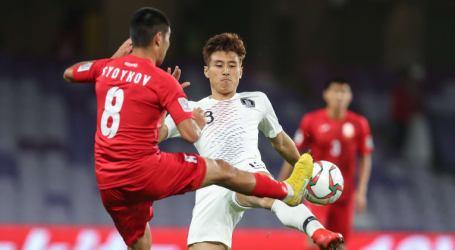 Piala Asia 2019: Taklukan Kirgistan, Korea Selatan Melaju ke Babak 16 Besar