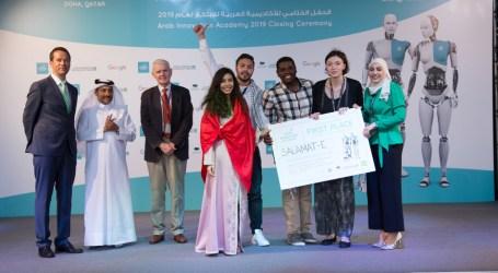 Dua Mahasiswa Palestina Juara Kompetisi Akademi Inovasi Arab