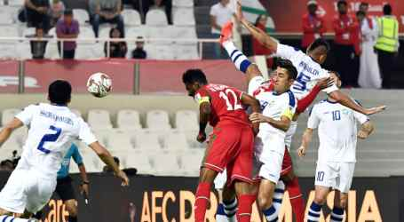 Piala Asia 2019: Uzbekistan Taklukkan Oman 2-1
