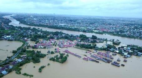Banjir Landa 53 Kecamatan di Sulsel, 8 Tewas, 4 Hilang dan Ribuan Warga Mengungsi