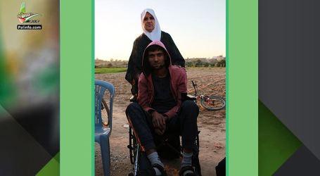 Ibu Terluka di Gaza Rawat Lima Anaknya Yang Juga Terluka