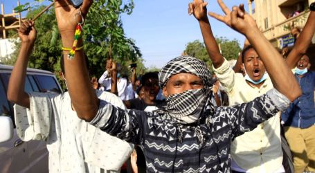 Parpol Sudan Desak Pembentukan Dewan Transisi