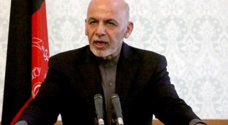 Presiden Afghanistan Ucapkan Terima Kasih kepada PM Pakistan