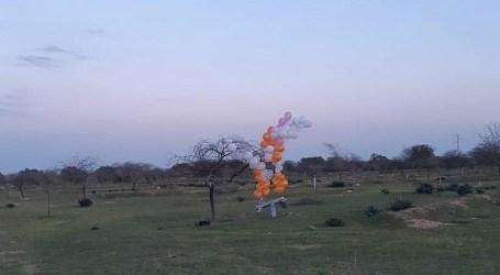 Balon Gaza Kembali Mendarat di Israel Selatan